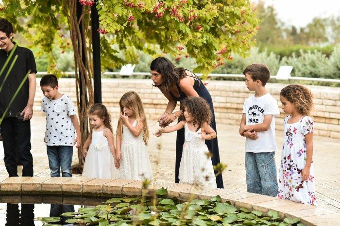 Wedding photo in mataim